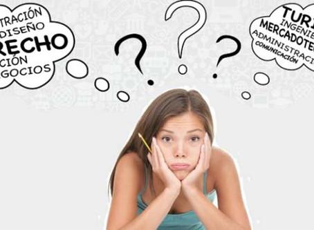 Motivación para estudiantes; ¿QUÉ ELEGIR?
