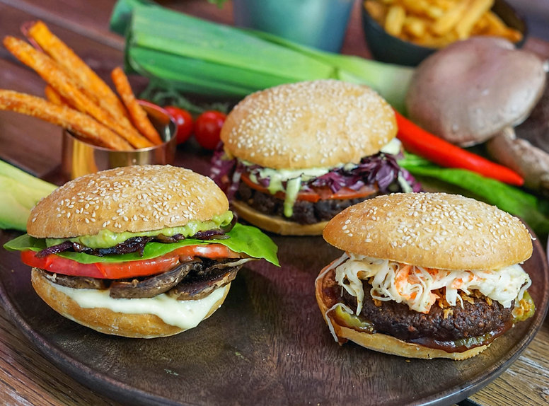 Burger Bros Burger vegan Wien