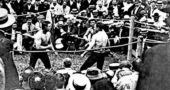 Breve repaso de la historia del boxeo