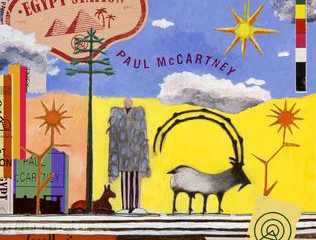 New Music Review: Egypt Station (Paul McCartney, 2018) 3.5 Stars
