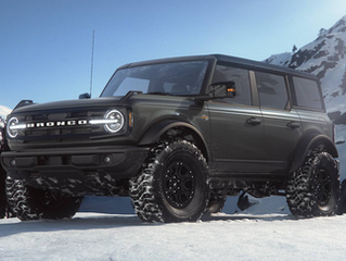 New Ford Bronco Coming in 2021