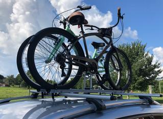 Cycle Journal: Trip 001 - St. Florian City Park