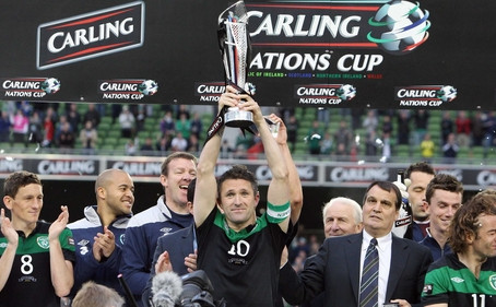 The Carling Nations Cup: A good idea on paper...?