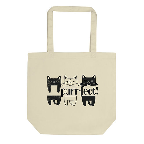 Purr-fect Tote Bag