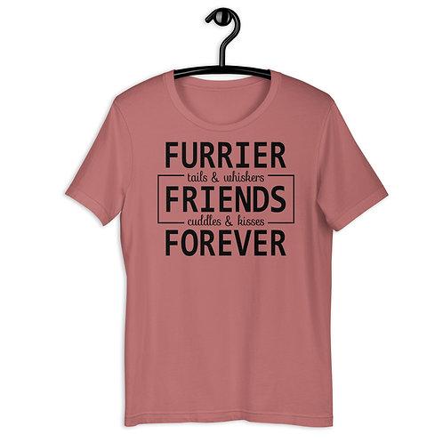 Furrier Friends Unisex Tee