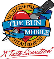 the bun mobile - Logo with caption RGB c