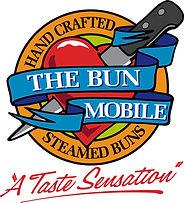 the bun mobile - Logo with caption RGB c