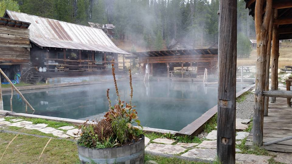 Burgdorf Hot Springs, ID 2016
