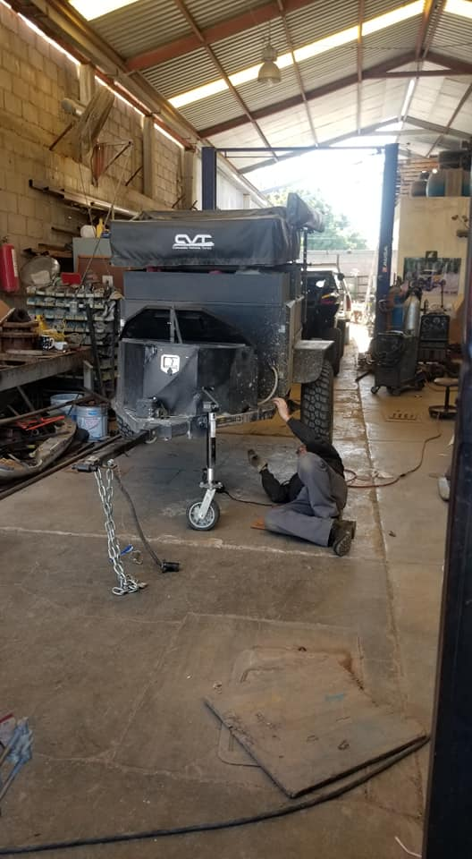 Trailer Repair in Baja