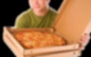 Доставка пицца Салют
