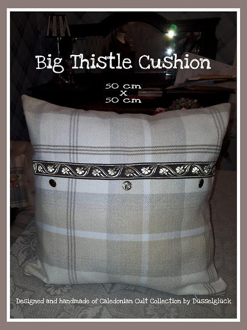 Big Thistle Cushion