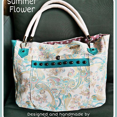 SummerFlower Big Shopper