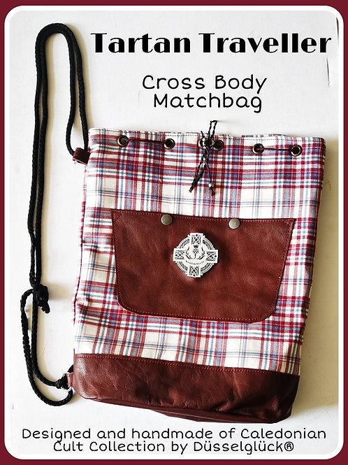 Tartan Traveller - Cross Body Matchbag