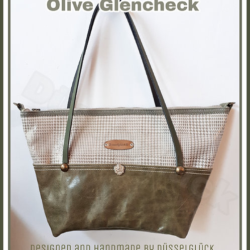 Olive Glencheck