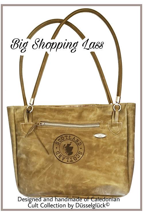 Big Shopping Lass