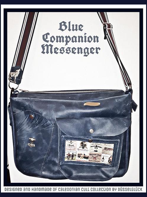 Blue Companion Messenger