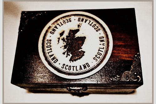 Holzbox Scotland Landscape