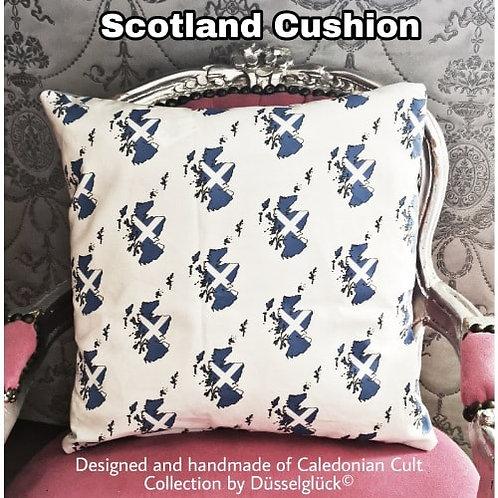 Scotland Cushion Kissen 40 x 40 cm