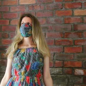 Upcycled Face Coverings