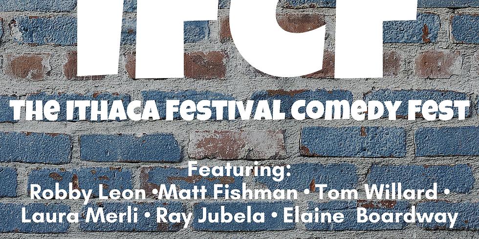 Ithaca Festival Comedy Fest: Covid 22