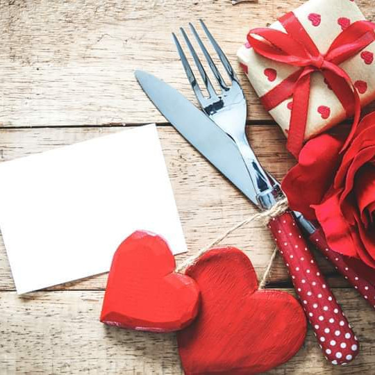 A Valentine's Day Party