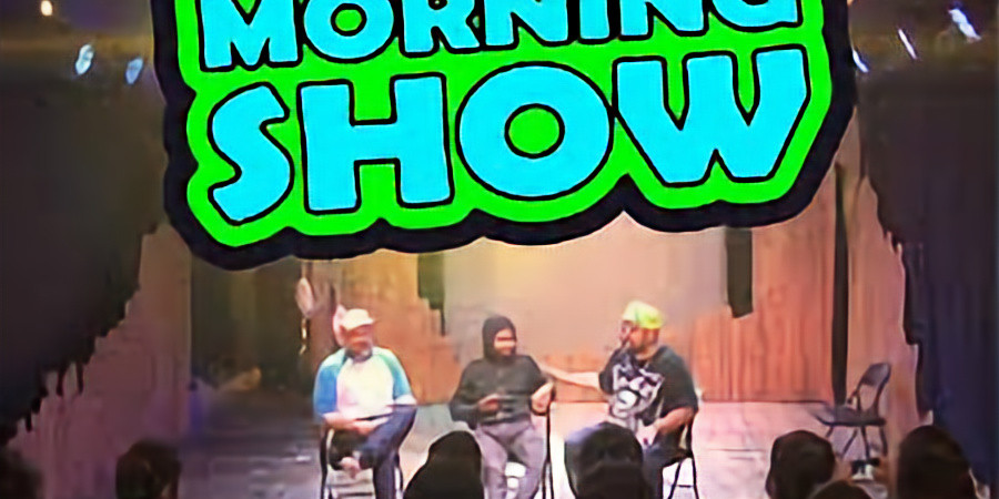 Ithaca Festival Comedy Fest:  Stand-Up Comedy with headlining act Stoner's Morning Show