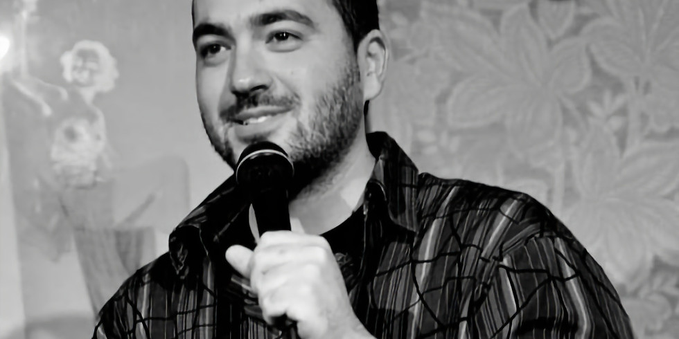 Ithaca Is Winter Comedy Series: Max May