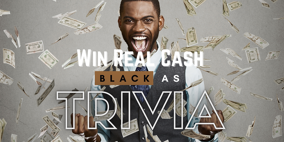 Black As... Trivia