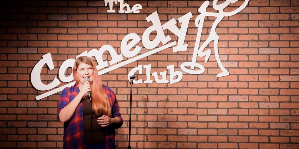 Back in Person Comedy Series:  Madelein Smith