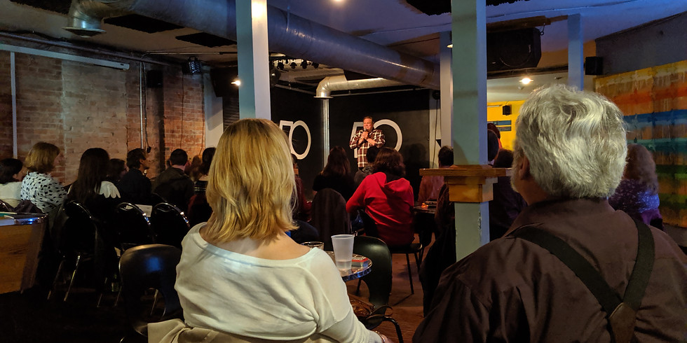 Intro to Comedy Writing and Performance - Tuesday Nights