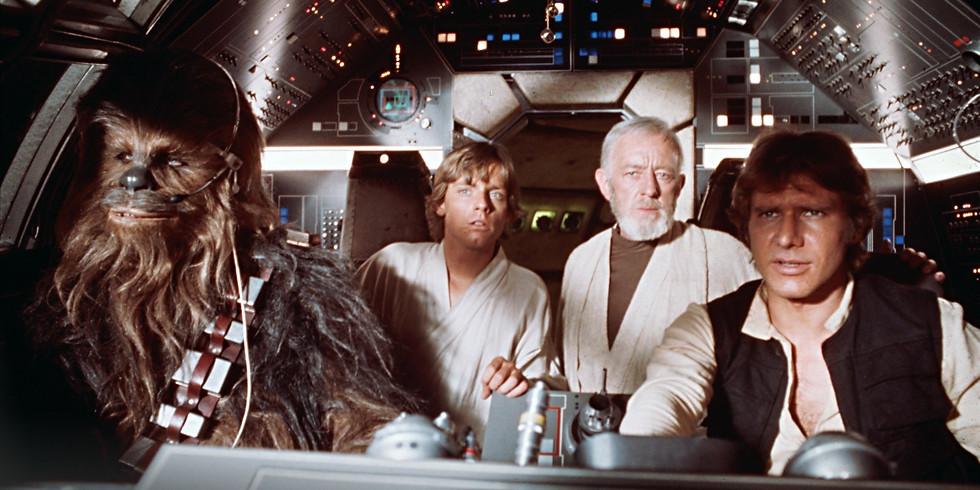 Star Wars New Years Eve!!!!