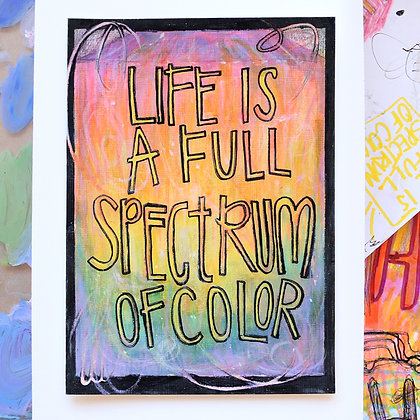 Life is Color
