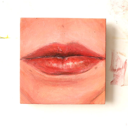 Mouth Painting 6