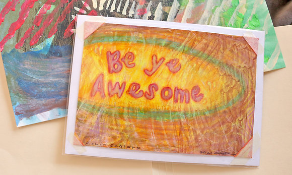 Be Ye Awesome