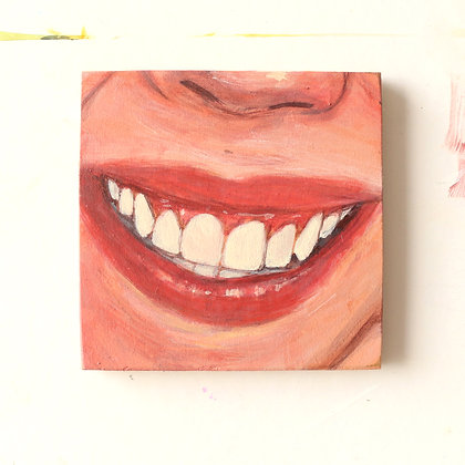 Mouth Painting 5