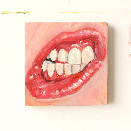 Mouth Painting 2