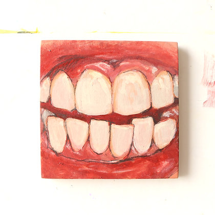 Mouth Painting 1