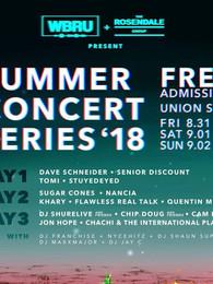 Senior Discount in the 2018 WBRU Summer Concert Series!
