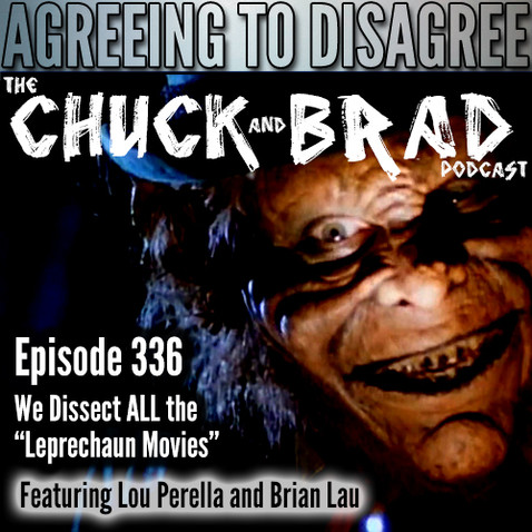 "#336 - Dissecting All The ""Leprechaun"" Movies"