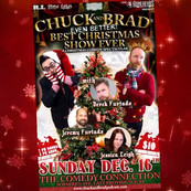 """VID: """"Chuck and Brad's Second Annual Best Christmas Show Ever!"""" Promo Video"""
