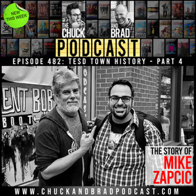 The Story of Mike Zapcic