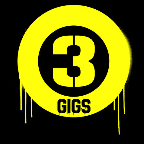 3 Gigs