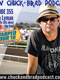 S*D singer Chuck talks to Kevin Lyman on his podcast!