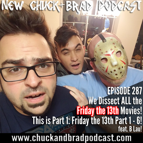 "#287 - The ""Friday the 13th"" Saga - Part 1"