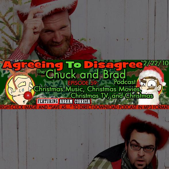 #59 - Christmas Music, Christmas Movies, Christmas TV, and Christmas