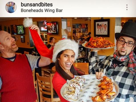Buns and Bites - December 2018 Photoshoot