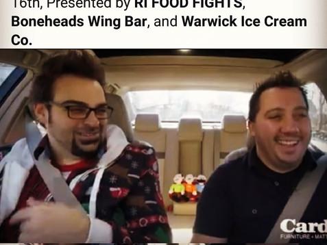 Carpooling with Ben - December 2018