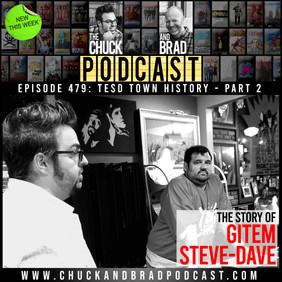 The Story of Gitem Steve-Dave