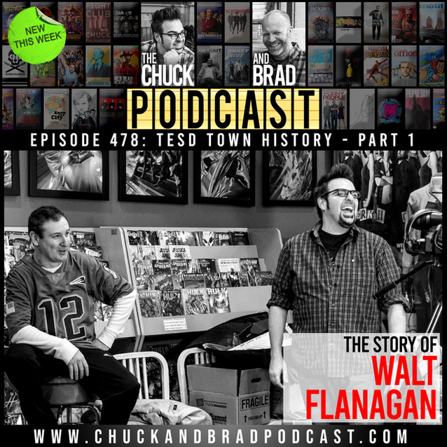 The Story of Walt Flanagan