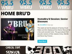 WBRU - HomeBru'd Sessions